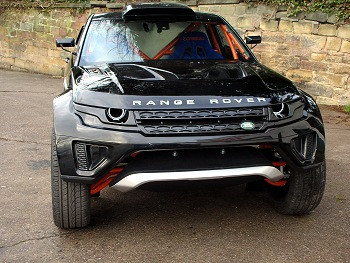 Exploringnh Forums The New Milner Lrm Off Road Race Car A