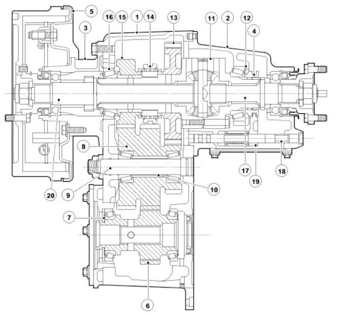 2000 land rover discovery engine diagram 2004 land rover discovery engine diagram 2004 land rover discovery rear axle diagram #11
