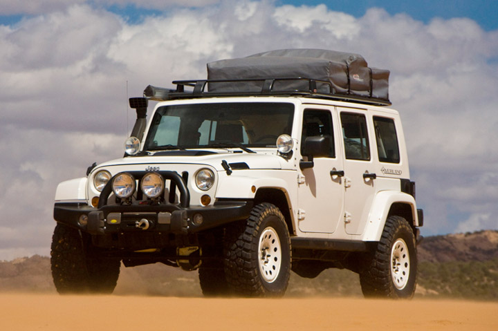 American Expedition Vehicles >> Jeep JK - ExploringNH