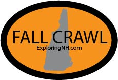 Fall Crawl Stickers